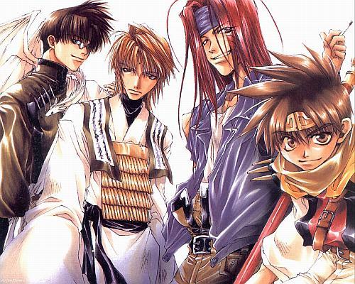 Recherche Nouveau Mangas A Voir Gensomaden_saiyuki040