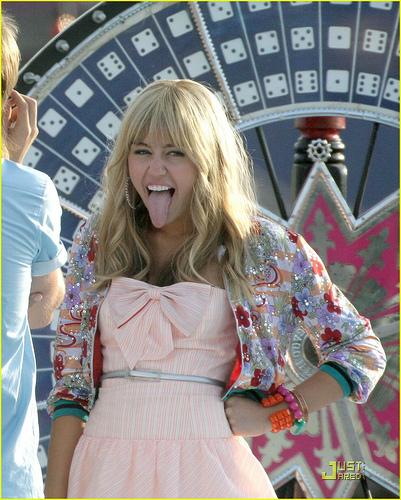 Lets Get Crazy Hannah Montana Movie Soundtrack As If I Care